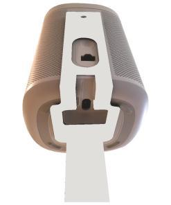 SONOS ONE Speaker Floor Stand - White (SSFLONEW) 7