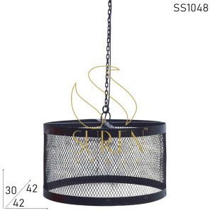 SS1048 Suren Space Vintage Style Ceiling Mounted Dining & Study Light