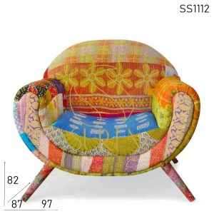 SS1112-1 Indian Sofa design