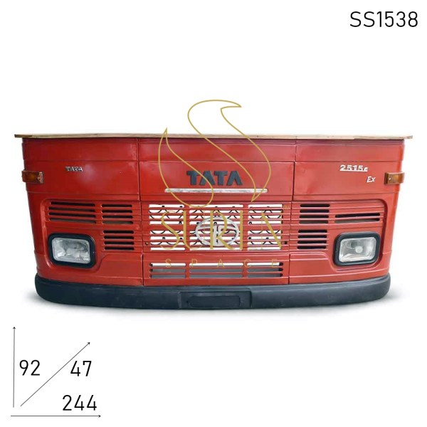 SS1538 Suren Space Automobile Reception Unique Counter Bar Cabinet
