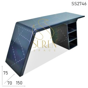 SS2746 Suren Space Modern Aviator Design Study Table