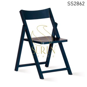 MS Folding Outdoor Area Bistro Cafe Chair