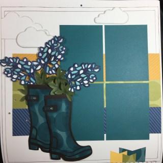CTMH Flower Market Cricut Cartridge