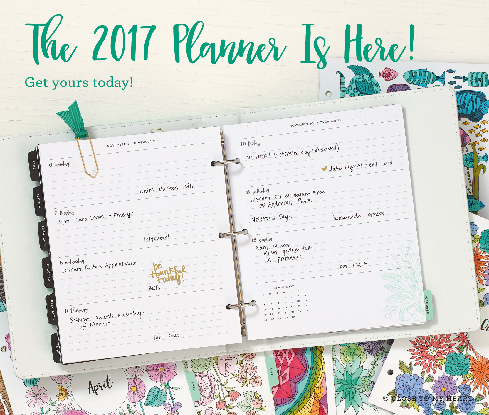 2017 Planners Gonna Plan!