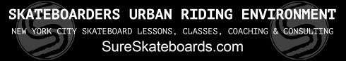 New York City Skateboard Lessons, Classes, Coaching & Consulting