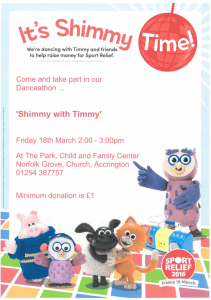 Shimmy with Timmy