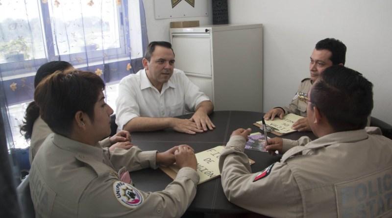 Trabajamos de la mano con organizaciones civiles para prevenir y atender la violencia de género: Roberto Rodríguez Asaf