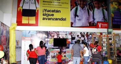 La Feria Yucatán, escaparate de historia de empresas más icónicas de la entidad