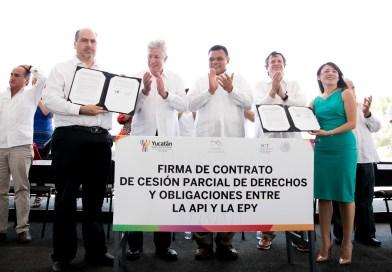 Se fortalece sector energético de Yucatán
