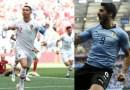 Portugal y Uruguay hacen la tarea con la mínima