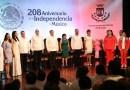 Sesión solemne de Cabildo, con motivo de aniversario de Independencia