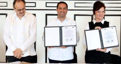 Yucatán sienta bases para reducir efectos del cambio climático