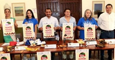 "Lic. Rafael Montalvo, presenta ""2da. Feria Nacional del Tamal Ticul 2020"""
