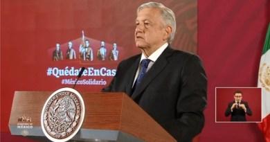 Quienes cuestionan plan económico, buscan reactivar la corrupción en México: AMLO