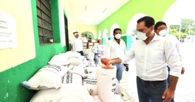 El Gobernador Mauricio Vila Dosal continúa apoyando las actividades del campo yucateco