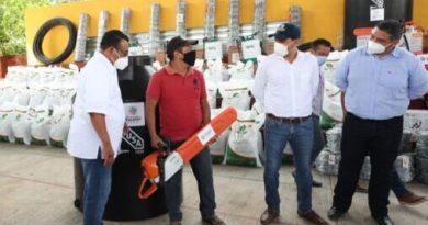 El Gobierno del Estado sigue apoyando la reactivación económica y la creación de empleos en el campo yucateco