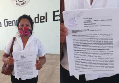 Candidata de MC a la presidencia municipal de Abalá, denuncia violencia política en razón de género.