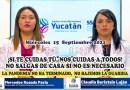 #ReporteCOVID19 YUCATÁN: ESTE MIÉRCOLES SSY REPORTA 58,309 RECUPERADOS DEL CORONAVIRUS, 266 HOSPITALIZADOS, 297 NUEVOS POSITIVOS Y 17 DECESOS