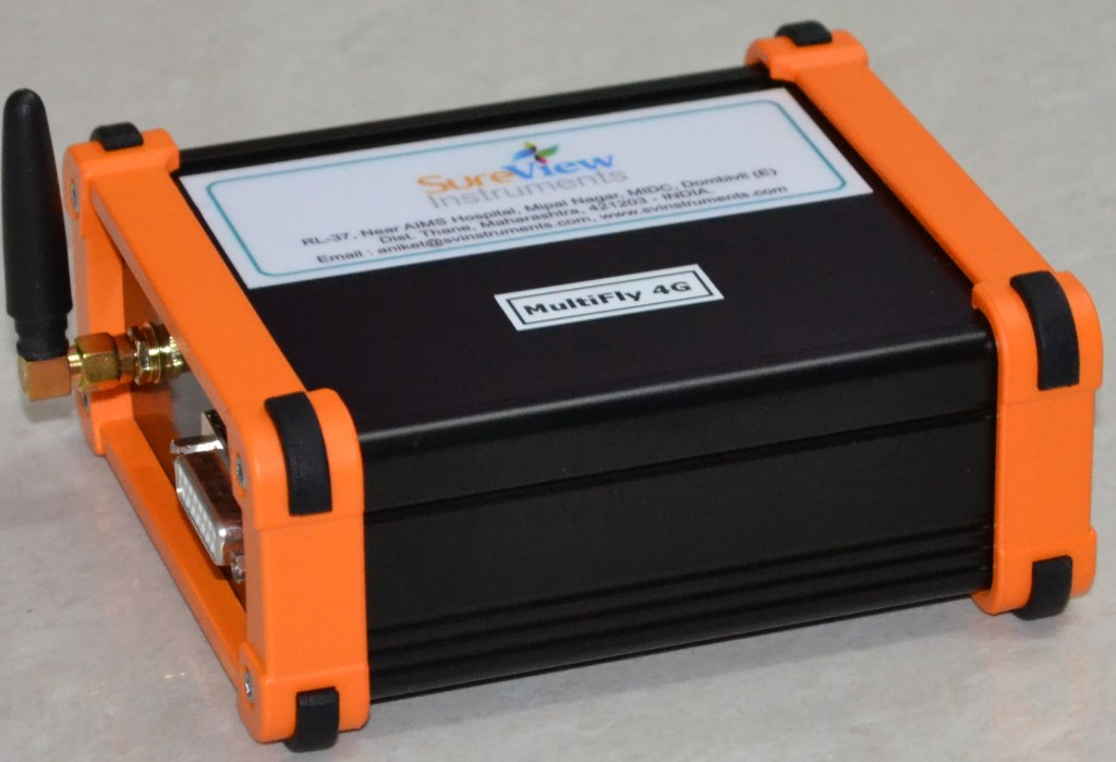wireless data acquisition device