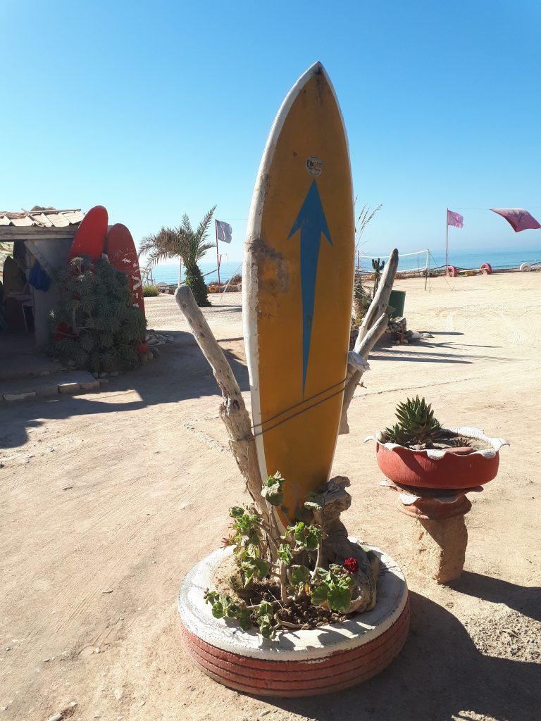 Аренда оборудования в серф-лагере в Марокко