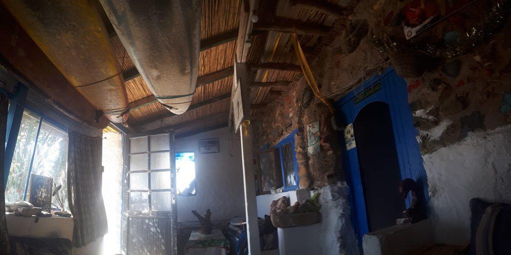 Комната в серф-лагере