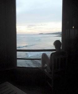 Surf trip à Popoyo - Dernier regard sur les vagues