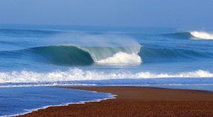 Beach break vague
