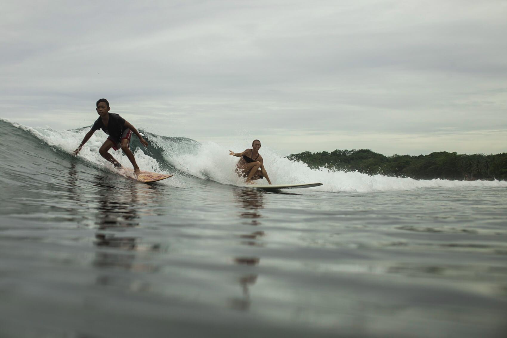 серфинг локализм