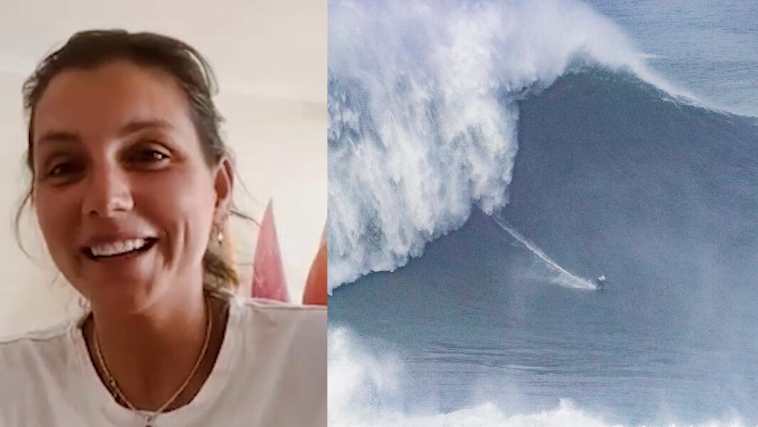 Рекорды в сёрфинге. Самая большая волна, которую покорила женщина