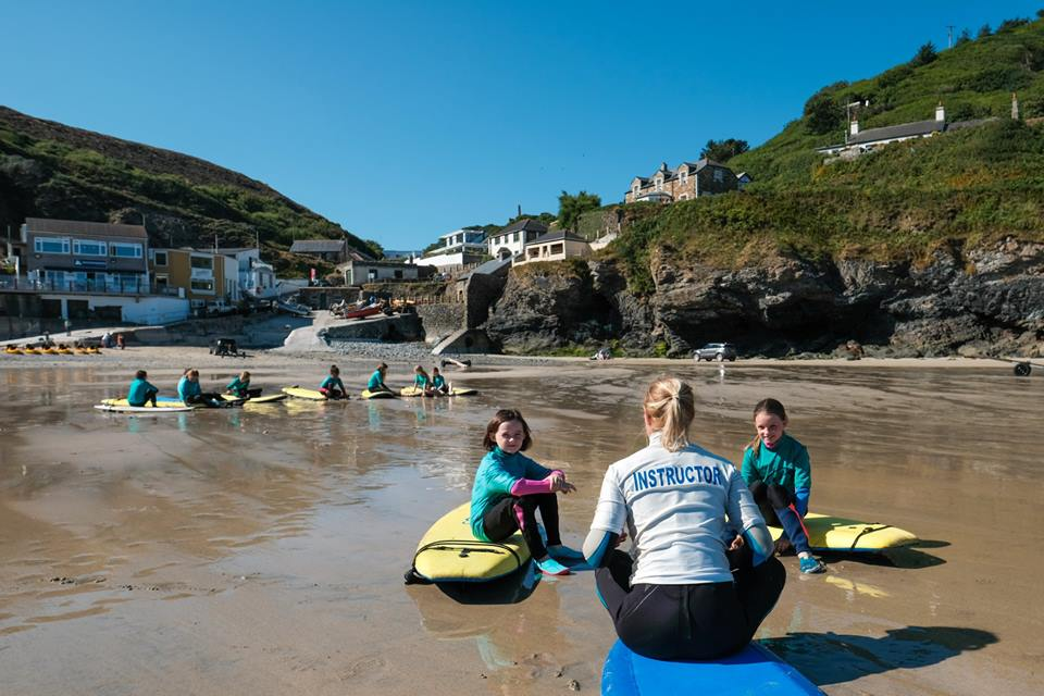 Children's Surf Lesson
