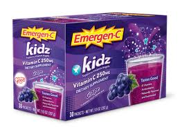 free emergen-c for kids by mail