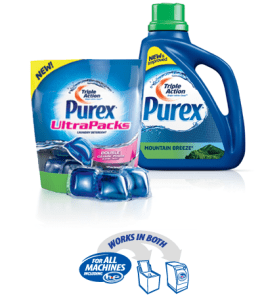 free samples by mail of purex