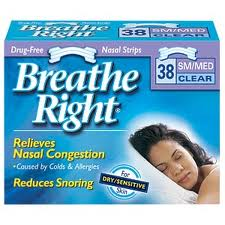 Free Samples Breathe Right