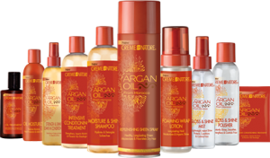 Free samples of Argon Oil by Mail