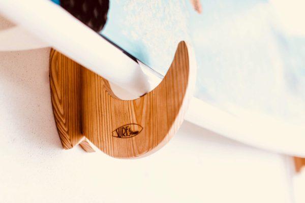 Wood Surf Rack