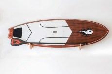 Paddle Board wall rack
