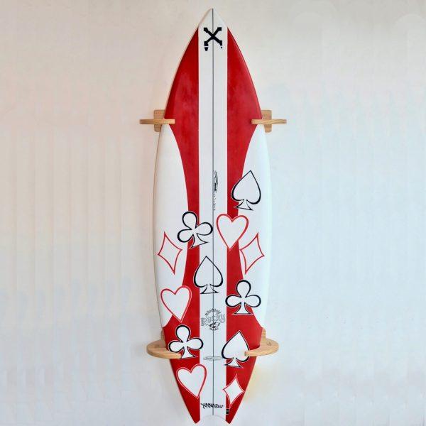 Vertical Surf Rack
