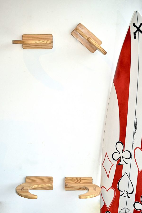 Vertical Surf Rack by Surf4Home