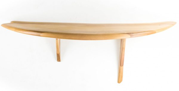 Wooden Surf Console Table - Designed and Handcrafted Made in Italy
