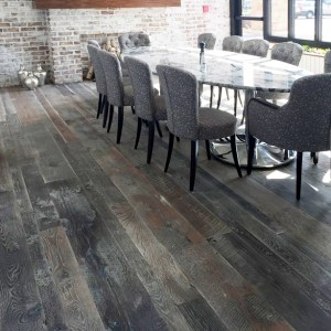 Manchester Reclaimed Hardwood Dining Room