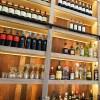 Reclaimed Oak Bar