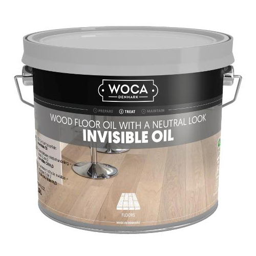 WOCA Invisible Oil Primer (step 2)