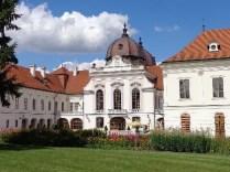 Royal Castle of Gödöllő. Photo by Péter Lóránd.