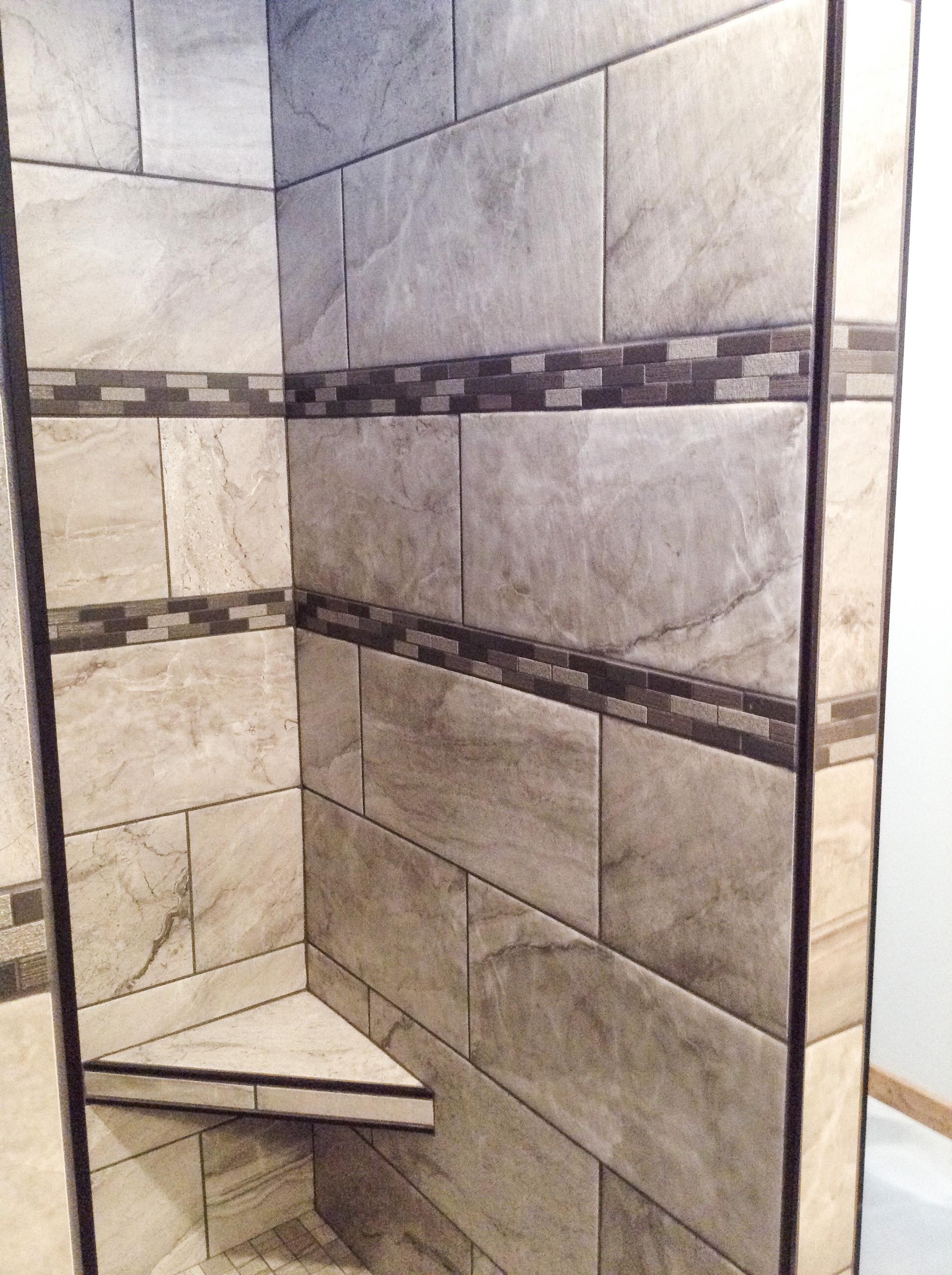 custom tile showers perrin s surface