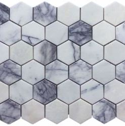 New York Marble Hexagon