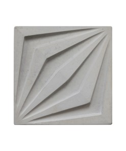Concrete 3D-Wall Cladding Compass