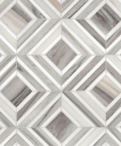 Manhattan Dimensional Mosaic