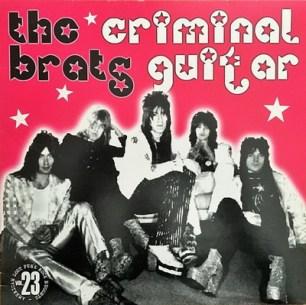 The Brats - Criminal Guitar a