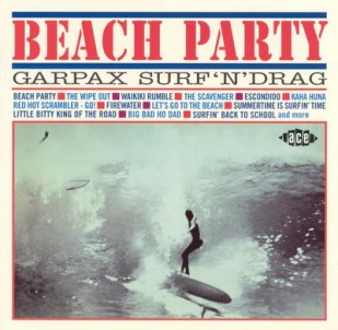beach party - garpax surf 'n' drag a