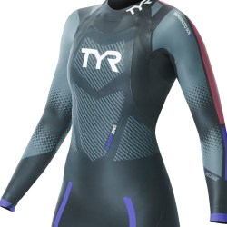 TYR CAT 3 female triathlon wetsuit